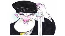 Ayatollah Khamenei's slow-motion power grab (Anthony Jenkins/The Globe and Mail)