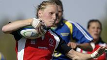 Heather Moyse, an Olympic bobsled champion, has been named to the World Rugby Hall of Fame. (Marc Bence/CP)
