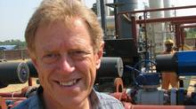 Ed Sampson, CEO of Niko Resources Ltd., at his Tengratila gas field in Bangladesh (Geoffrey York/The Globe and Mail/Geoffrey York/The Globe and Mail)
