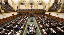 The Ontario Legislature. (Fred Lum/The Globe and Mail)