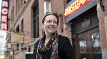In giving shoppers instant access to information about the food they are buying, Meghan Dear is tapping into consumer concerns about food safety and quality with her Edmonton-based business Localize. (JASON FRANSON For The Globe and Mail)