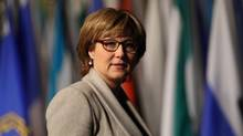 B.C. Premier Christy Clark's awkward pipeline ploy may yield benefits. (CHAD HIPOLITO/THE CANADIAN PRESS)