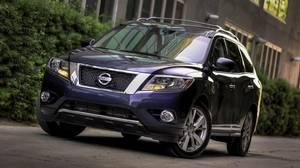 2013 Nissan Pathfinder SL AWD