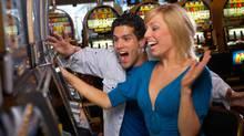 gamble las vegas game slot machine slots (Jupiterimages/(c) Jupiterimages)