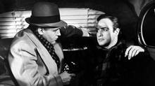 Rod Steiger as Charley the Gent and Marlon Brando as Terry Malloy in Elia Kazan's On The Waterfront (1954).