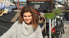 British Labour Party MP Jo Cox. Cox died after being shot and stabbed in her constituency in northern England Thursday.