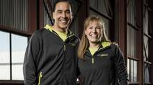 Hal Johnson and Joanne McLeod (CTV)