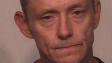 Karry Vernon Corbett, who is charged with assault, uttering threats and causing a disturbance in connection with an online video that showed a man making racist remarks in Abbotsford. (Abbotsford Police Department)