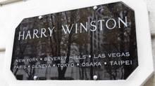 Harry Winston (FRANCOIS MORI)