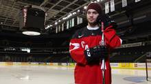 Max Domi, of the London Knights junior hockey team and a top prospect of the Phoenix Coyotes of the NHL. (Dave Chidley)