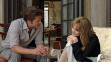 Angelina Jolie Pitt and husband Brad star in By the Sea, a tale of marital unrest that adds up to a wish-you-weren't-here postcard. (Photo Credit: Universal Pictures)