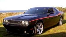 Bryan Berard's 2008 Dodge Challenger