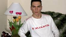 Rocco Luka Magnotta is shown in a photo from his website.