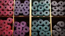 Lululemon faces stiff competition in its core business from a growing array of rivals, and the spectre of a past stumble in piloting a fresh retail idea. (Moe Doiron/The Globe and Mail/Moe Doiron/The Globe and Mail)