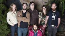 The Strumbellas.