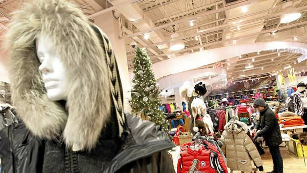 Canada Goose coats outlet official - Sporting Life cuts a new retail trail - The Globe and Mail