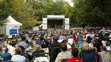 Festival goers attend MusicFest Vancouver event at the Van Dusen Gardens in 2011. (HANDOUT)