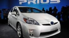 Toyota Prius Hybrid (STAN HONDA/AFP/Getty Images)