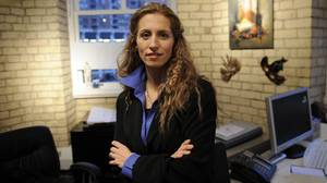 Toronto mayoral candidate Sarah Thomson.