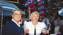 Rita Johnston has a message for B.C. politicians: be honest with voters. (Bayne Stanley)