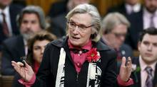 Indigenous Affairs Minister Carolyn Bennett confirmed Monday that Canada was officially retracting its concerns. (CHRIS WATTIE/REUTERS)