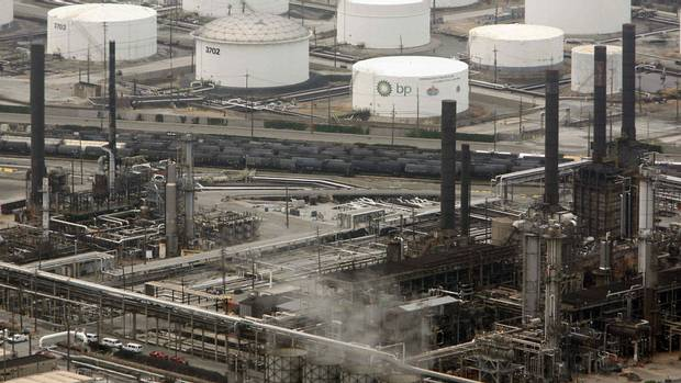 BP To Process Canadian Oil Sands Crude