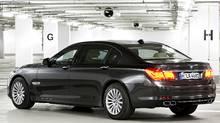 2011 BMW 7-Series (BMW)