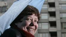 NDP deputy leader Libby Davies. (Lyle Stafford)