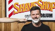 'We never set out to create a global movement,' Movember co-founder Adam Garone says. But things just turned out that way. (MARK BLINCH FOR THE GLOBE AND MAIL)