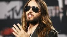 Actor Jared Leto. (DANNY MOLOSHOK/REUTERS)