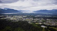 Prime Minister Justin Trudeau announced his approval for the Kinder Morgan Trans Mountain pipeline project on Tuesday. (Ben Nelms/Bloomberg)