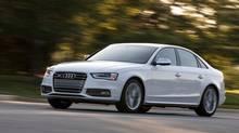 2013 Audi S4. (Audi)