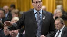 Minister of Justice Peter MacKay responds to a question during question period in the House of Commons in Ottawa on Wednesday, December 3, 2014. (Adrian Wyld/THE CANADIAN PRESS)