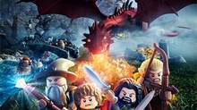 The main levels of Lego: The Hobbit follow the plot of the films, with Bilbo Baggins, Gandalf, Thorin Oakenshield and the rest of their merry band journeying across Middle Earth to reclaim the lost dwarven kingdom of Erebor from the evil dragon Smaug. (Travellers Tales)