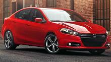 2013 Dodge Dart (Chrysler/Chrysler)
