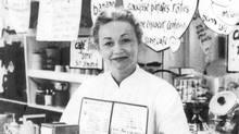 Cora Mussely Tsouflidou of Chez Cora (The Canadian Press)