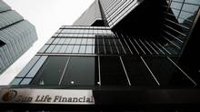 The Sun Life Financial building in Toronto. (MICHELLE SIU FOR THE GLOBE AND MAIL)