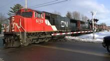 Canadian National Railway (DOUG WOJCIK/Doug Wojcik/AP)
