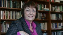 Margaret Somerville, founding director of the Centre for Medicine, Ethics and Law at McGill University (Christinne Muschi/Christinne Muschi)