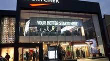 The new Sport Chek store in uptown Toronto takes digital displays and high-definition interactive screens to a whole new level, with the technology visible to even passersby on the street.