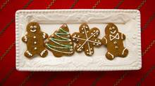 Gingerbread Cookies (Kevin Van Paassen For The Globe and Mail)