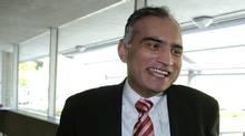 Jowdat Waheed (Tibor Kolley/The Globe and Mail)