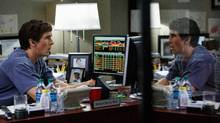 Christian Bale plays Michael Burry in The Big Short, which chronicled how a small group of traders bet the U.S. subprime mortgage-based market would implode. (Jaap Buitendijk/Paramount Pictures and Regency Enterprises)