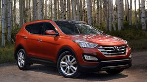 <p>2014 Hyundai Santa Fe Sport</p>