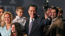 Former U.S. presidential candidate Mitt Romney set up a trust for his children and grandchildren, and was able to avoid paying hefty taxes. (FABRIZIO COSTANTINI/New York Times News Service)