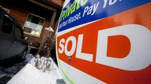 The Bank of Canada's surprise rate cut is ignite the spring market and nudge prices up farther. (Deborah Baic/The Globe and Mail)