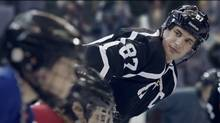 Tim Hortons ad starring Sidney Crosby, with whom the company has an endorsement deal. (Tim Hortons)