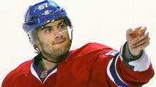 After u[ndergoing concussion treatment last year, Montreal Canadiens left wing Max Pacioretty (67) has set up a foundation at Montreal General. Jean-Yves Ahern-US PRESSWIRE (Jean-Yves Ahern/US PRESSWIRE)