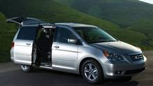 2010 Honda Odyssey (Honda)