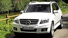 Mercedes-Benz GLK (Mercedes-Benz)
